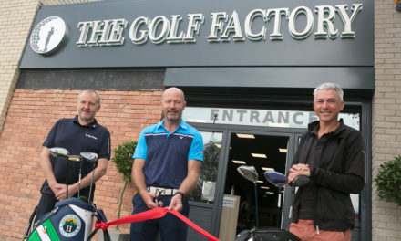 The Golf Factory expands to new premises