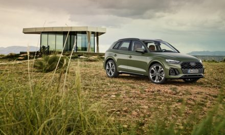 THE MIDSIZE SUV SEEN IN A NEW LIGHT – THE NEW GENERATION AUDI Q5