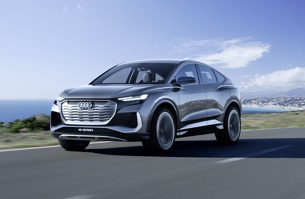 SHAPING THE FUTURE OF THE COMPACT AUDI SUV – THE NEW Q4 SPORTBACK E-TRON CONCEPT