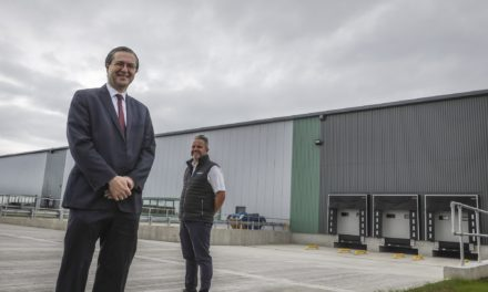 Jade Business Park welcomes first tenant