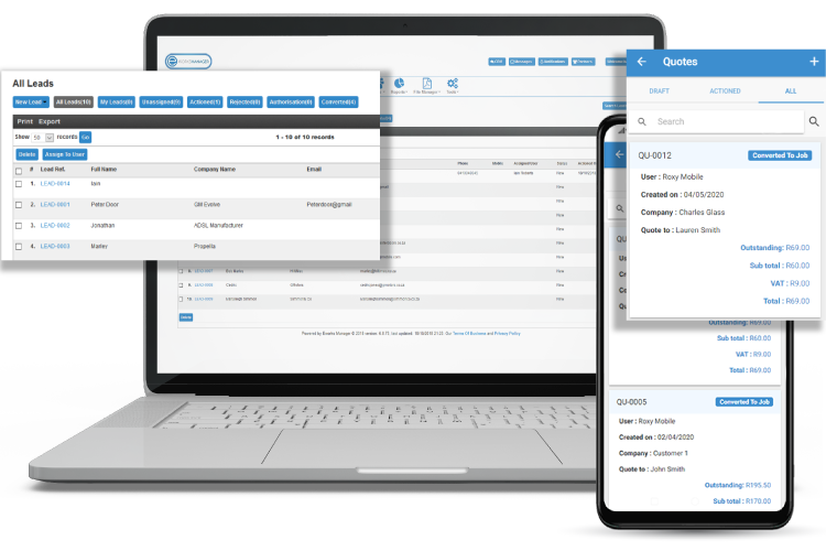 Improve Business Process Efficiency and Productivity with Software