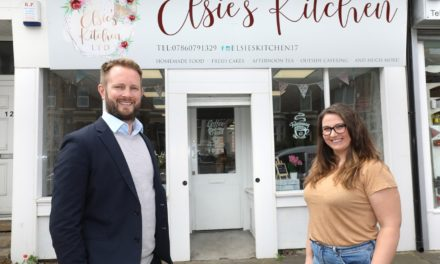 Expert Baker Leanne Finally Set To Open The Doors To Elsie's Kitchen
