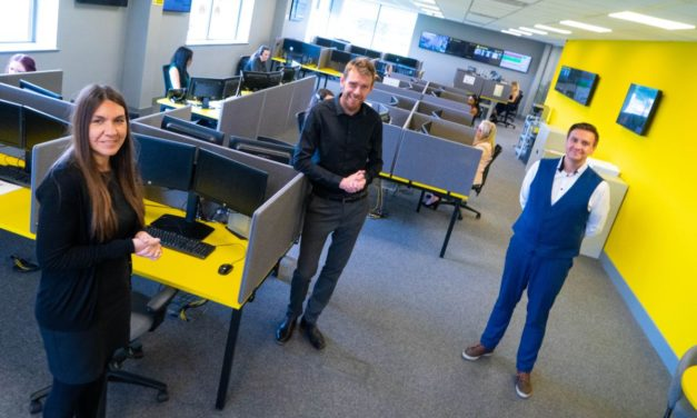 STOCKTON CONTACT CENTRE RESPONDS TO HUGE SPIKE IN CUSTOMER DEMAND DUE TO COVID-19 CONCERNS