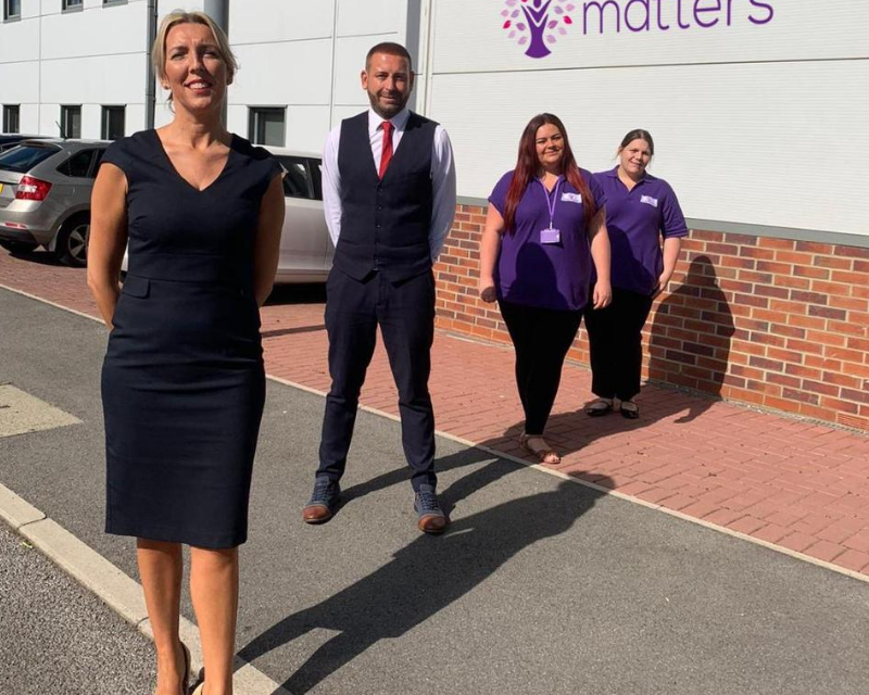 Care Matters Homecare to create 50+ new jobs in the region