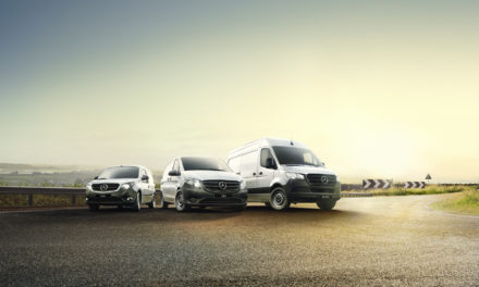 MERCEDES-BENZ VANS LAUNCHES RANGE OF FINANCE OFFERS TO SUPPORT COMMUNITY