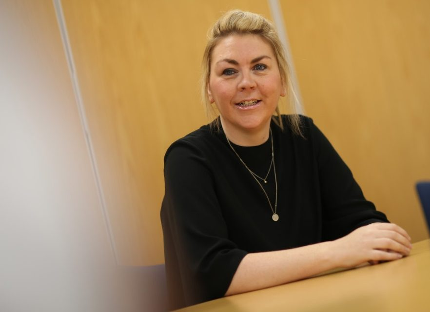 Michelle Makes Marketing Move To Hay & Kilner Law Firm