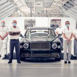 THE BENTLEY MULSANNE – THE END OF AN ERA