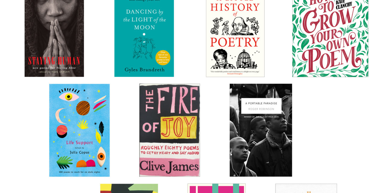 North East publisher among National Poetry Day's biggest booklist yet as public appetite to share a poem surges under lockdown