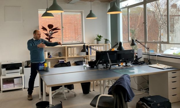Architects' practice open new London office