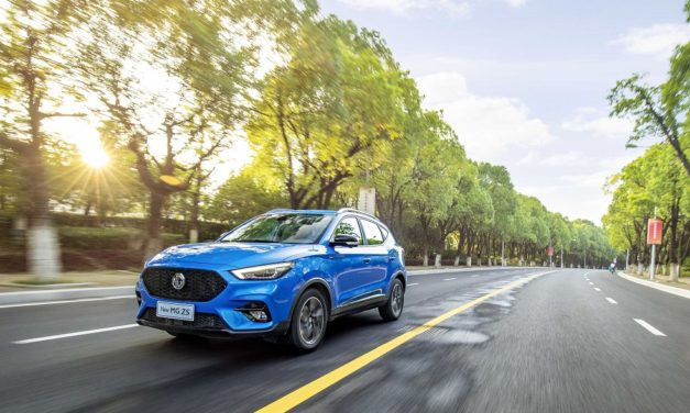 NEW MG ZS – EVOLVED FOR LIFE!