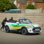 NEW MINI CONVERTIBLE TRAINING WHEELS FOR THE JAMAICAN BOBSLEIGH TEAM