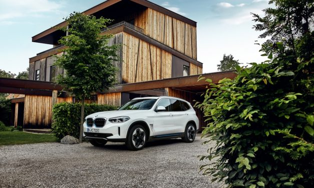THE FIRST-EVER BMW iX3