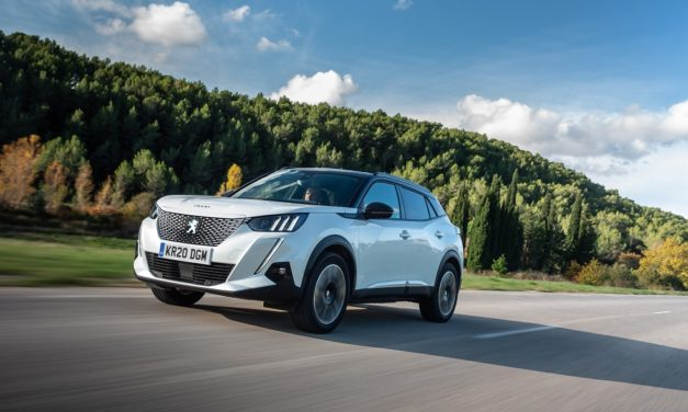 PEUGEOT TOTAL COST OF OWNERSHIP SUPPORTS SWITCH TO ELECTRIFIED POWERTRAINS