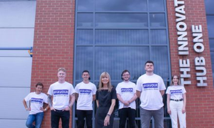 Young Hartlepool entrepreneurs grow Phavour through lockdown