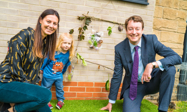 East Cleveland MP officially re-opens refurbished Guisborough nursery