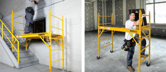 Why You Should Look Into A Portable Scaffolding Hire