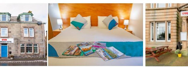 Re-opening offers for Scotland – Save up to 20% at OYO hotels this summer