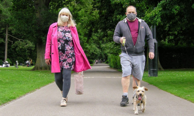 Hospice appealing for help to claw back fundraising from dog-walking