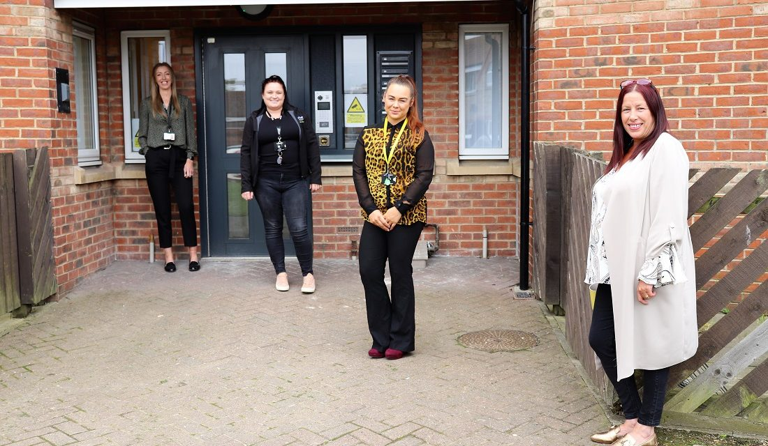 NEW SERVICE CHANGING THE LIVES OF HOMELESS PEOPLE IN SUNDERLAND