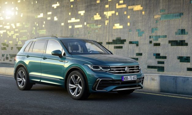 ELECTRIFIED AND ENERGISED: WORLD PREMIERE OF THE NEW TIGUAN