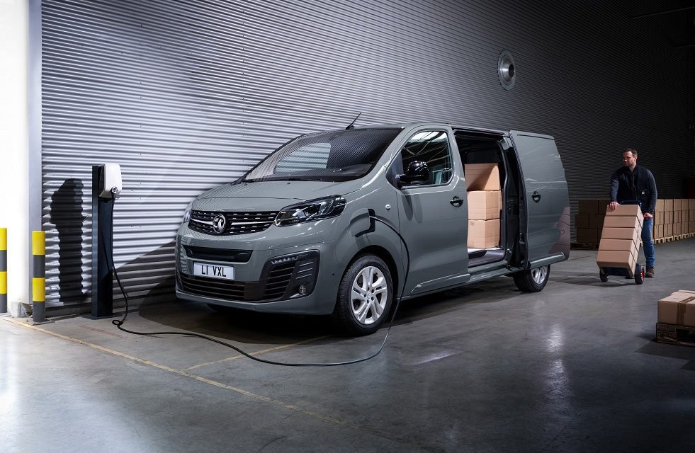 VAUXHALL ANNOUNCES PRICE AND SPECIFICATION FOR THE ALL-ELECTRIC VIVARO-E