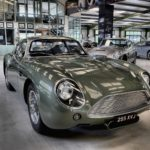 Aston Martin DB4 GT Zagato recreation worth £1.8m unveiled
