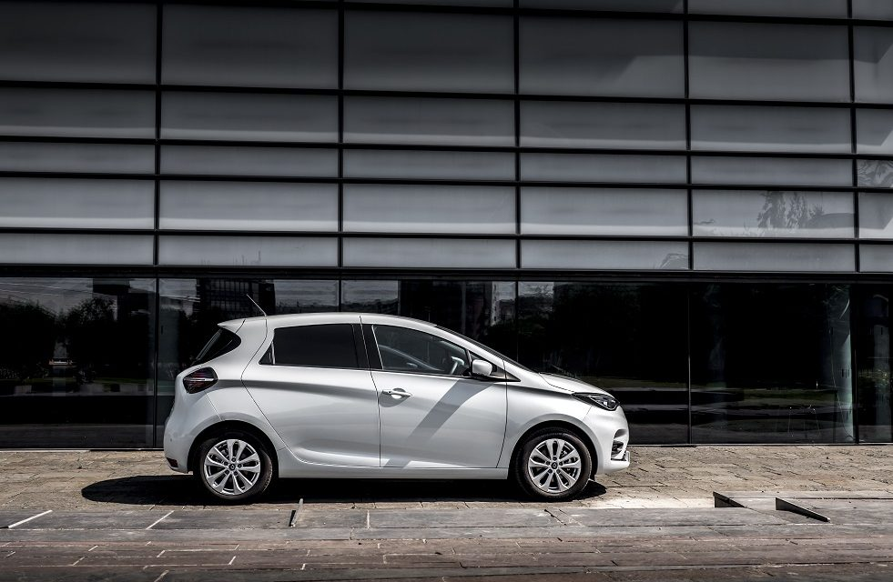 ALL-ELECTRIC RENAULT PRO+ Z.E. RANGE EXPANDED