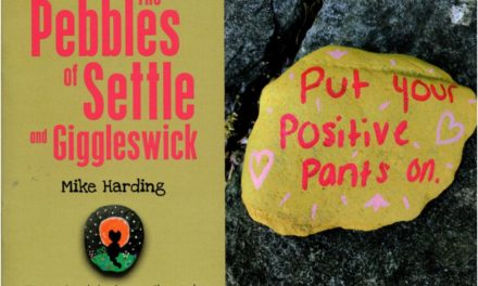 Children's projects to benefit from lockdown pebbles book