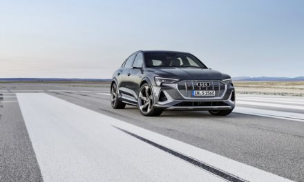 ELECTRIFICATION GAINS MOMENTUM AT AUDI AS NEW E-TRON S AND E-TRON S SPORTBACK BREAK COVER