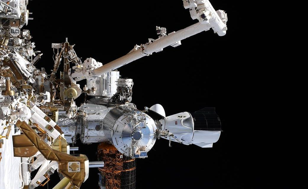 An Astronaut's View of Work