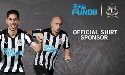 NEWCASTLE UNITED AND FUN88 AGREE NEW PARTNERSHIP