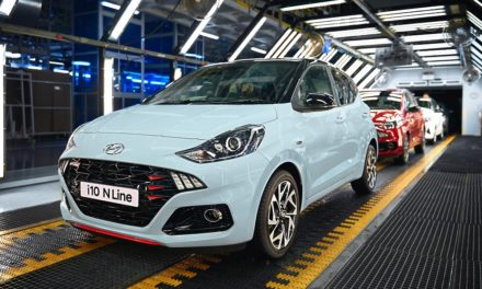 HYUNDAI ANNOUNCES i10 N LINE PRICES AND SPECIFICATIONS