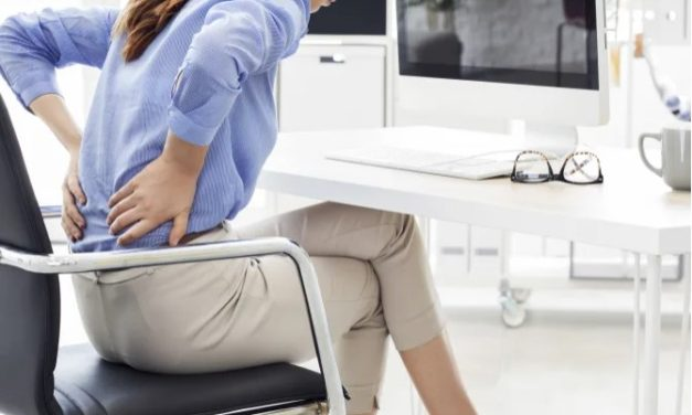 EXPERT COMMENT: Back pain: four ways to fix bad lockdown posture – by copying astronauts