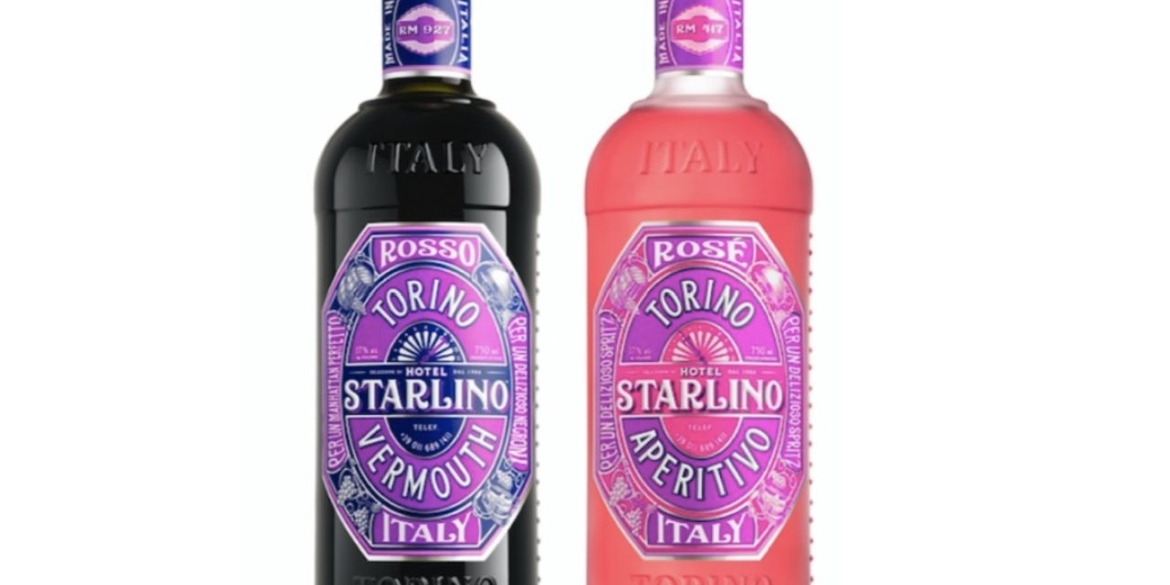The Hotel Starlino range of Vermouths and Aperitivos launch in the UK – bringing fresh appeal to this growing category