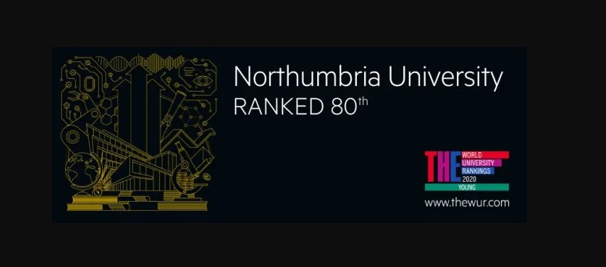 Northumbria is top rated UK young university in global rankings