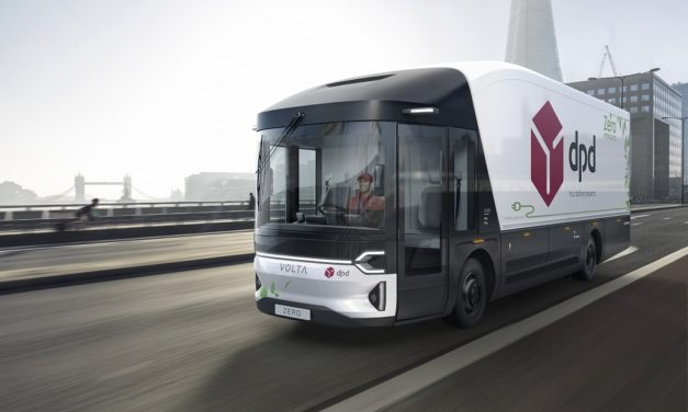 VOLTA TRUCKS AND DPD BRING FULL-ELECTRIC LARGE COMMERCIAL VEHICLE PARCEL DELIVERIES TO LONDON'S ULTRA LOW EMISSION ZONE