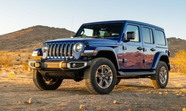 Jeep Wrangler: What are the updated features in Jeep Wrangler 2020?