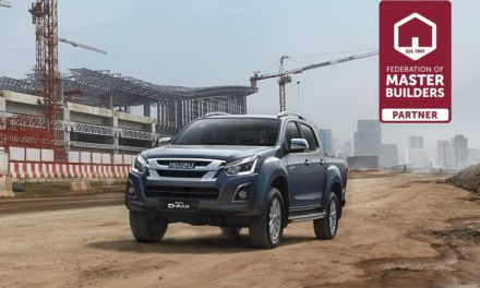 ISUZU TRADES UP AND RENEWS ITS OFFICIAL PARTNERSHIP WITH THE FMB