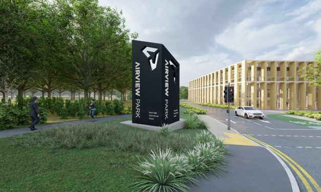 Expert planning, communications and commercial property team on board to market AirView Park