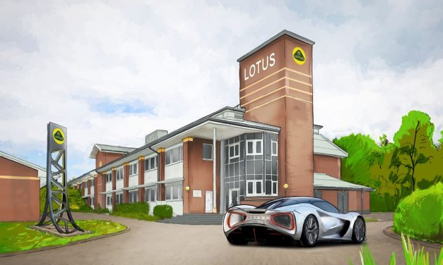 LOTUS TO ESTABLISH NEW ADVANCED TECHNOLOGY CENTRE AT UNIVERSITY OF WARWICK'S WELLESBOURNE CAMPUS