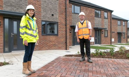 Beyond Housing completes first stage of £7.5m development