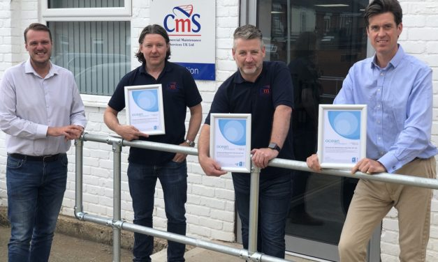 Commercial Maintenance Services UK Ltd awarded trio of ISO accreditations