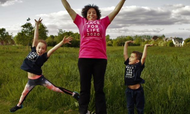 DETERMINED SUPPORTERS JOIN NEW RACE FOR LIFE WEEKEND TO BEAT CANCER