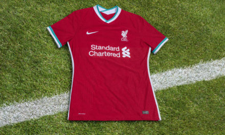 Check Out Nike's First-Ever Liverpool F.C. Kit