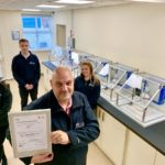 Global health and safety accreditation achieved