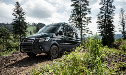 TORSUS ANNOUNCES DETAILS OF TERRASTORM – THE WORLD'S MOST VERSATILE HEAVY-DUTY OFF-ROAD 4X4 MINIBUS