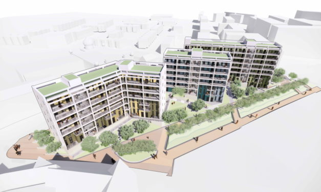 Approval for Future Homes project on Newcastle Helix