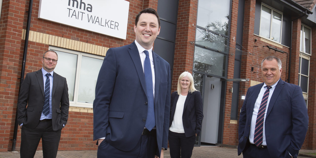 MHA Tait Walker's new office in Stockton to create new jobs and help Teesside businesses struggling with the fallout of the Coronavirus pandemic