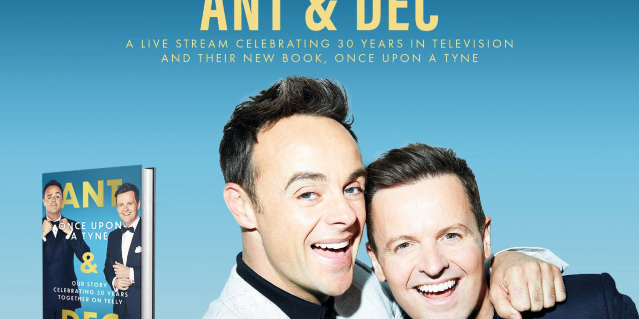 Princess Alexandra Auditorium announces Ant and Dec live stream event for this September