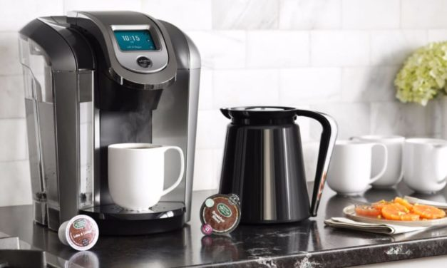 Are you familiar with the cleaning instructions of the keurig coffee maker?